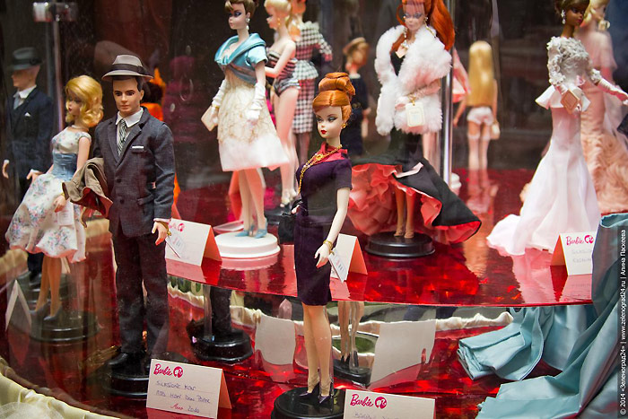 Silkstone Barbie живые фото