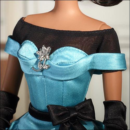 Коллекционная кукла Ball Gown Silkstone Barbie 2013