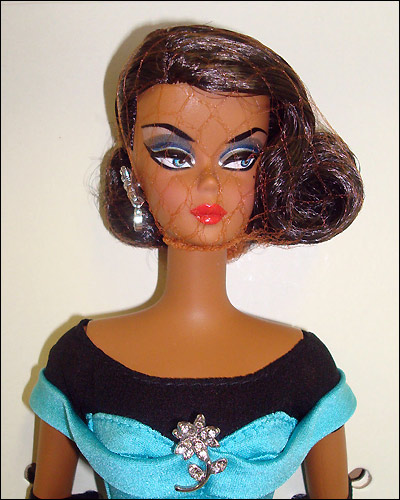 Коллекционная кукла Силкстоун Ball Gown Barbie 2013