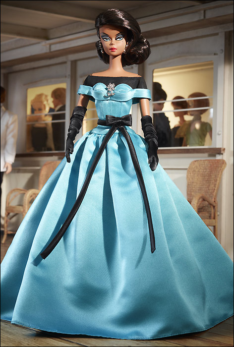 Ball Gown Silkstone Barbie 2014. Барби в бальном платье