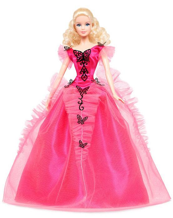 Butterfly Glamour Barbie 2013: «гламурная бабочка» из Китая