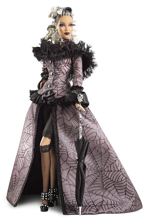 Коллекционная кукла Барби La Reine de la Nuit конвенционная 2013