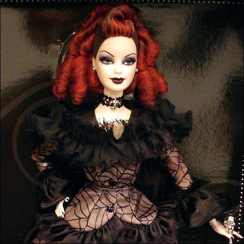 Портрет Барби Королевы Ночи 2013