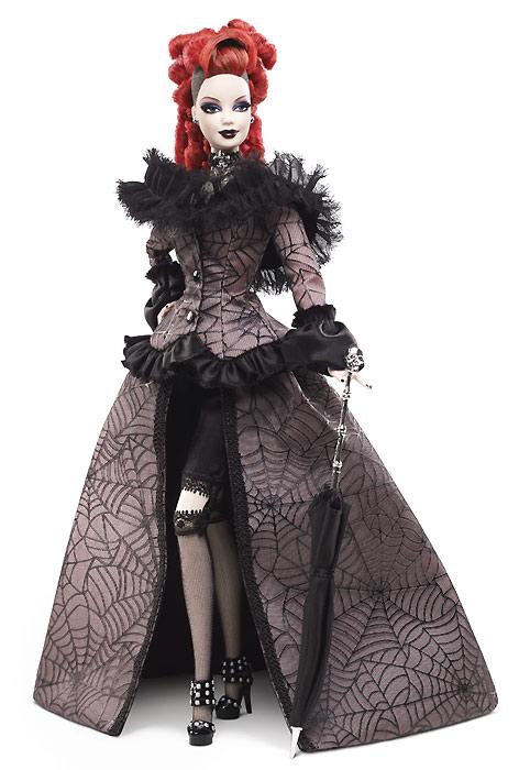 Конвенционные куклы Барби 2013 года: La Reine de la Nuit