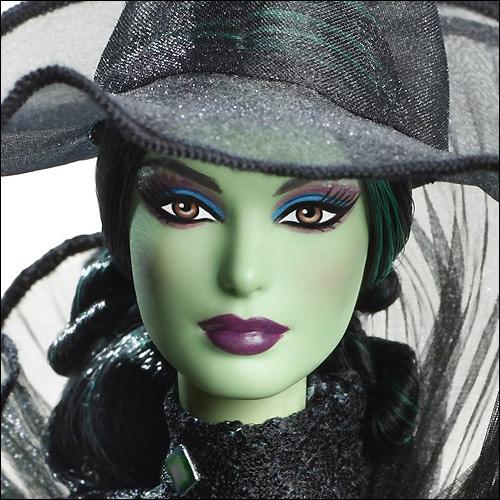 Коллекционная кукла Злая Ведьма Запада Mattel новинка 2014
