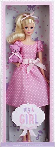 Фото куклы Барби Это Девочка 2014