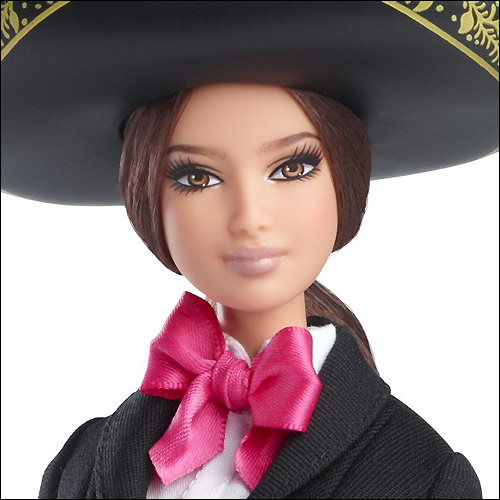 Коллекционная кукла Барби Mexico Barbie 2014