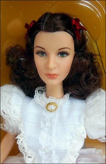 Живое фото новой куклы Скарлетт от Mattel 2014