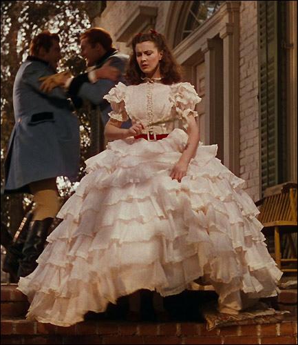 Платье из фильма унесенные ветром