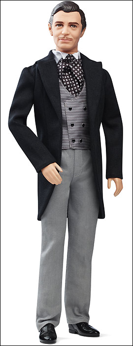 Коллекционная кукла 2014 года новинка Mattel - Gone With The Wind Rhett Butler