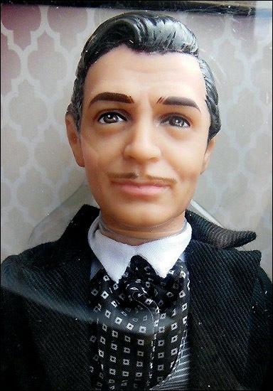 Новинка 2014 года кукла Кен Ретт Батлер живое фото фильму Унесенные Ветром 75 лет