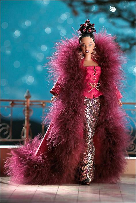 Кукла Cinnabar Sensation дизайнерская Барби Байрона Ларса
