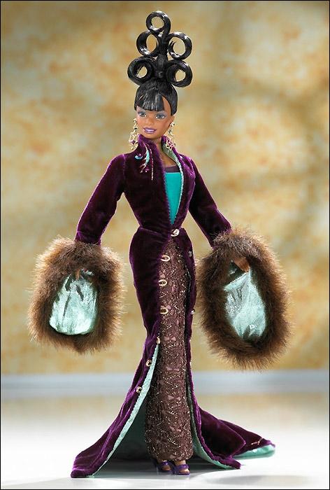Кукла Plum Royale дизайнерская Барби Байрона Ларса