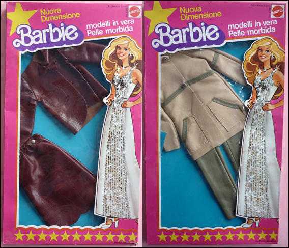 Supersize Barbie fashions Nuova Dimensione Barbie одежда