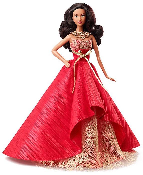 Новогодние Барби 2014/2015: Holiday Barbie Dolls