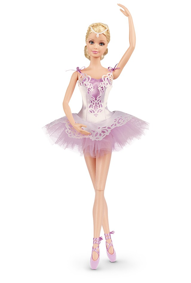 Barbie Ballet Wishes 2015