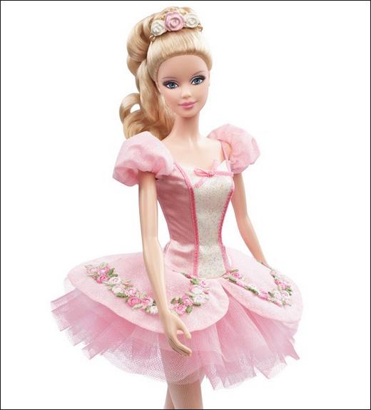 Коллекционная Барби Ballet Wishes 2014