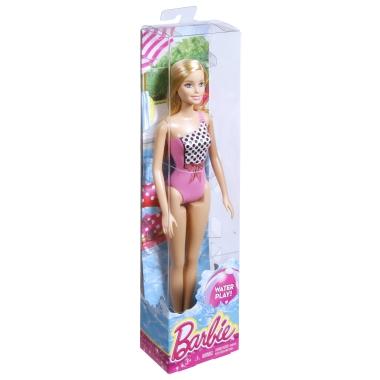 Пляжная кукла Барби для детей,  Water Play Barbie 2015