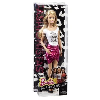 Barbie Fashionistas Be Yourself
