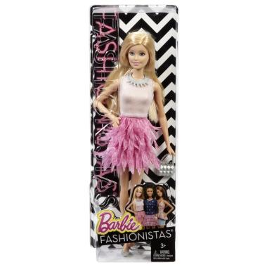 Barbie Fashionistas Pink Petals