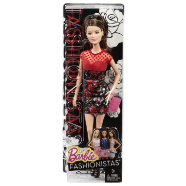 Barbie Fashionistas Lea Игровая линейка 2015