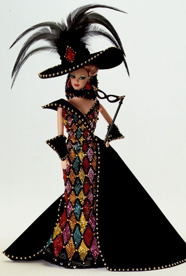 Коллекционная Masquerade Ball Barbie