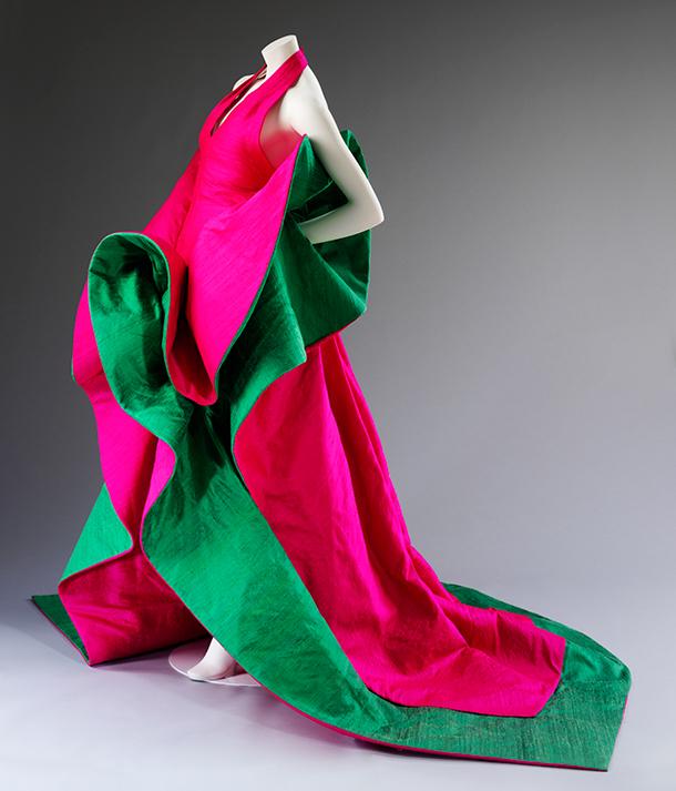 Мода 1980 годов: Roberto Capucci