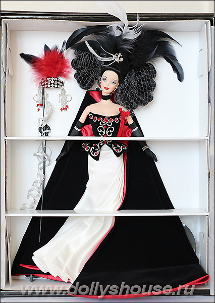 Коллекционная Illusion Barbie