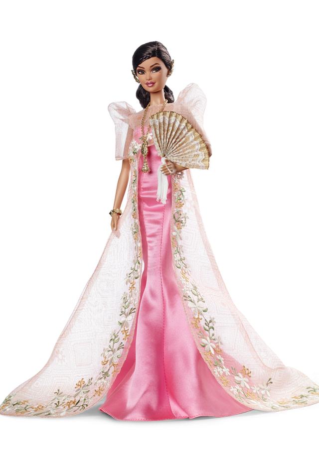 Mutya Barbie: филиппинская Барби 2015 года