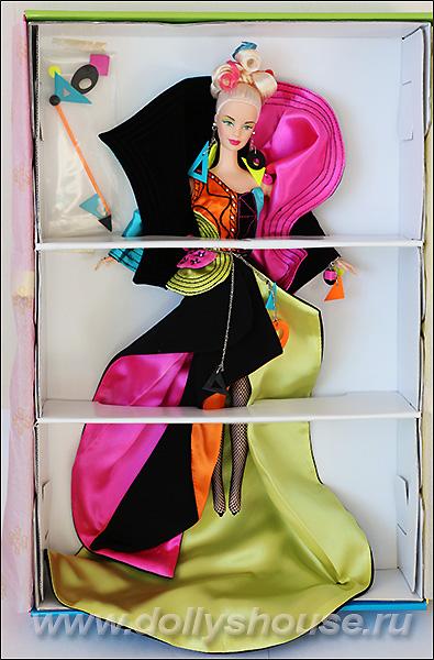 Коллекционная кукла Rendezvous Barbie 1998