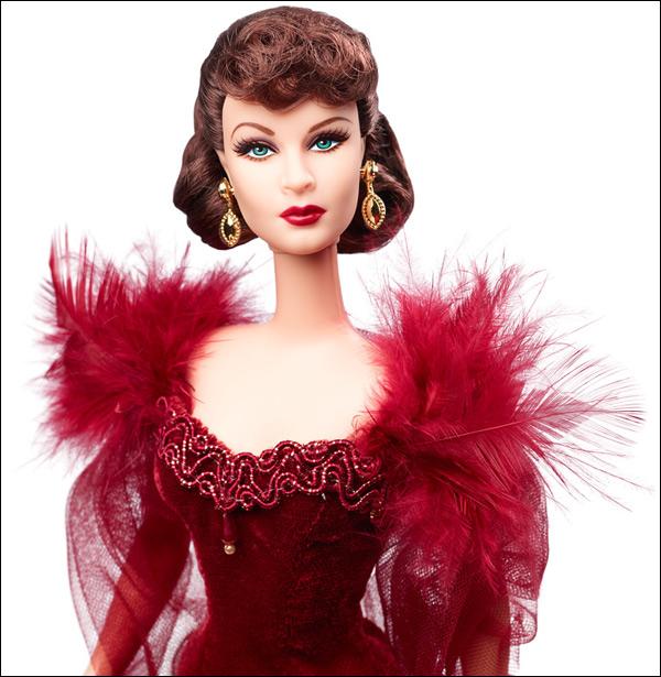 Коллекционная кукла Барби Элизабет Тейлор