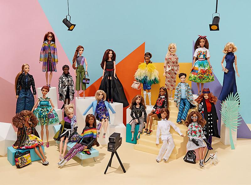 Global Beauty Barbie 2015. Итальянские дизайнеры новой волны одели Барби