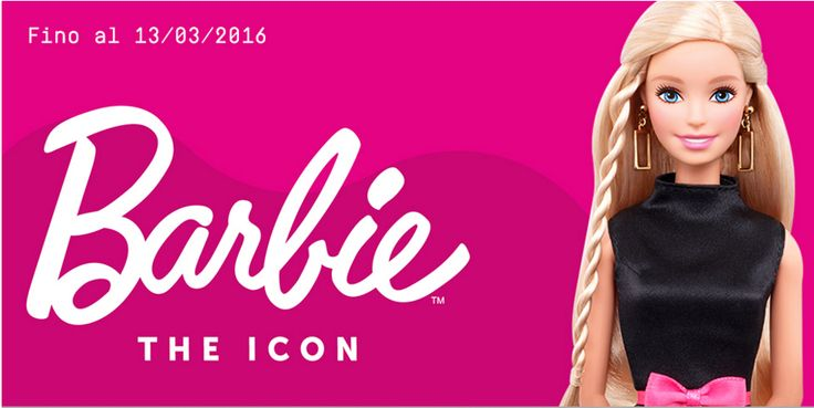 Barbie: The Icon. Грандиозная выставка Барби в Италии