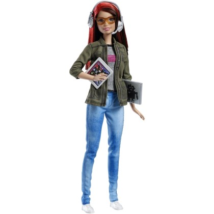 Кукла Барби геймдев